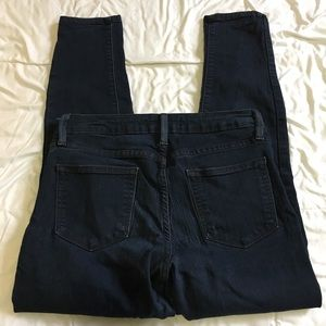 Just Black Skinny Jeans 27P